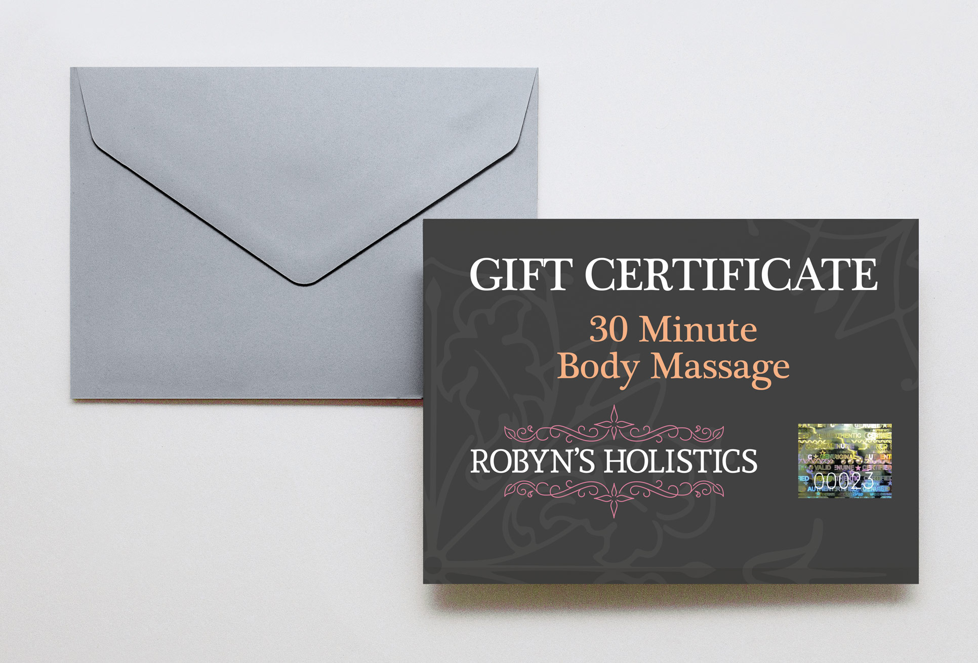Massage Gift Certificates Gallery - certificate template free download